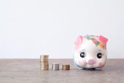 豚さんの貯金箱