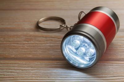 小型ライト