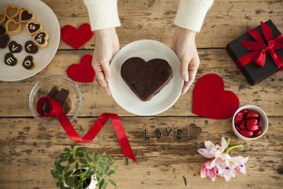 バレンタイン画像