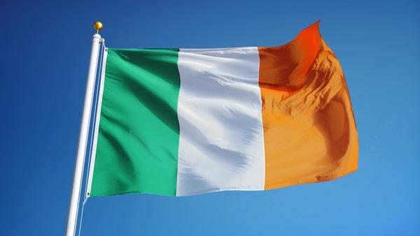 アイルランドの旗