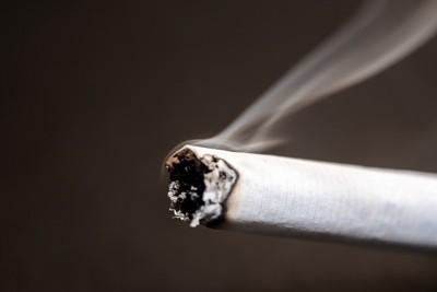 タバコと煙