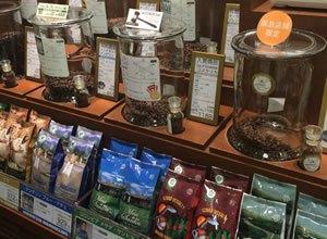 コーヒー豆 写真