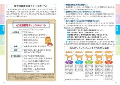 愛犬健康手帳表紙