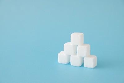 角砂糖ピラミッド
