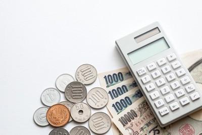 お金とシルバーの電卓