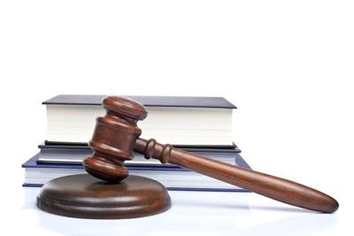 裁判と法律のイメージ