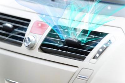 車の芳香剤の匂いイメージ