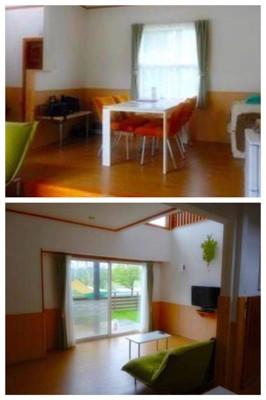 部屋と家具