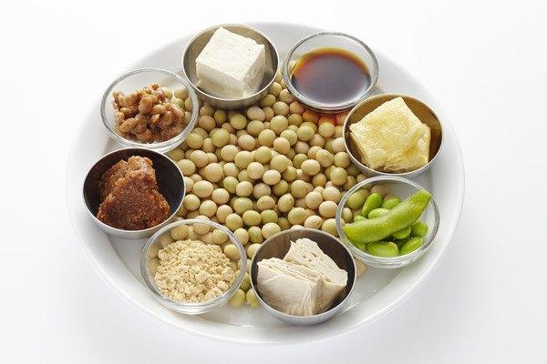 大豆の写真