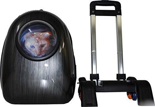 宇宙船カプセル型 ペットキャリー