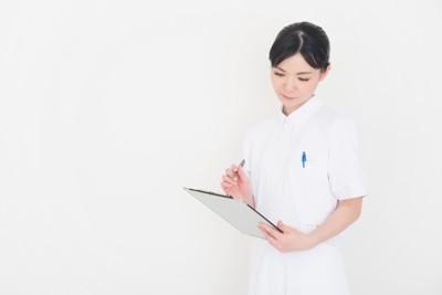 介護士の女性