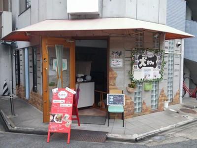 ももカフェ 外観写真