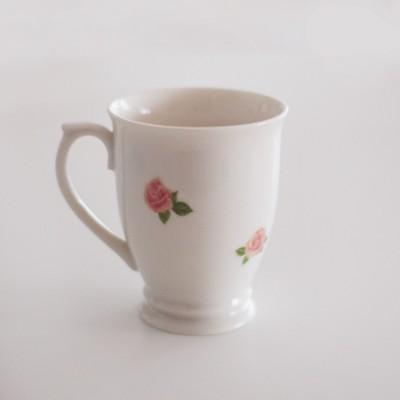ローズマグカップ2