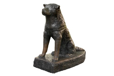 忠犬ハチ公銅像