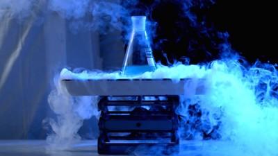 科学実験イメージ