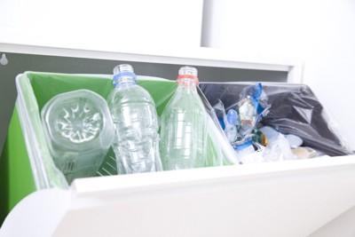 収納式ゴミ箱