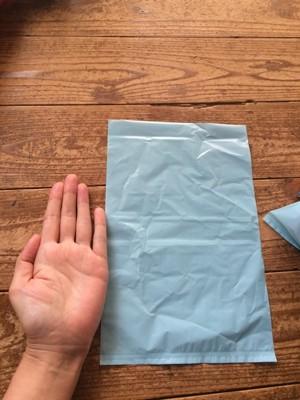 うんち袋の大きさイメージ