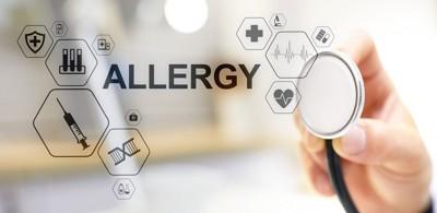 アレルギー診察のイメージ