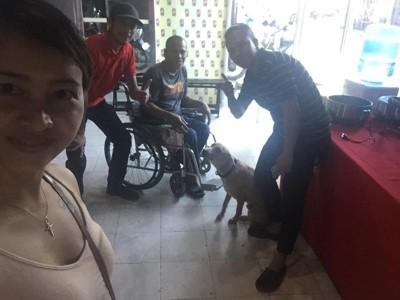 車椅子の生活